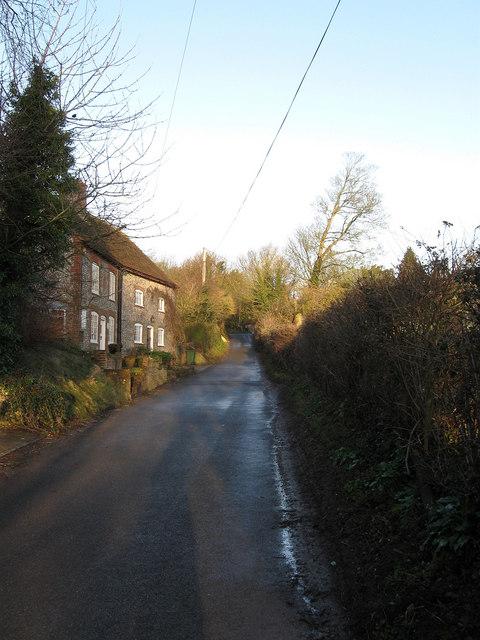 Cottages, Botolphs Road