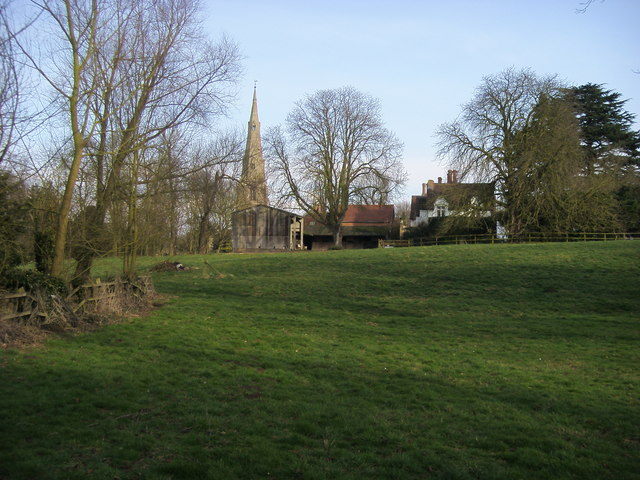 St Peter Pertenhall Church