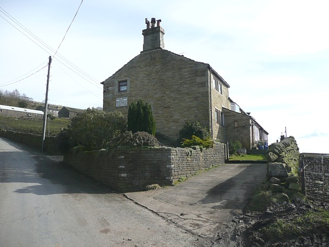 Upper Needless, Wadsworth Lane, Mytholmroyd