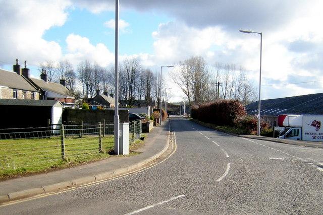 Suttieside Road, Forfar