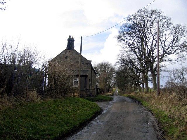 West Heatheridge Cottage