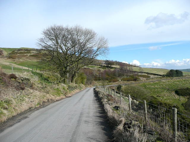 Height Road, Mytholmroyd