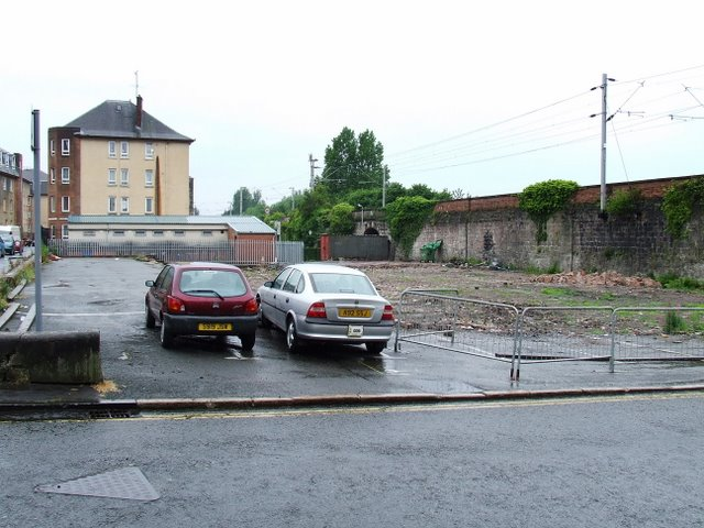 Site of former Army barracks