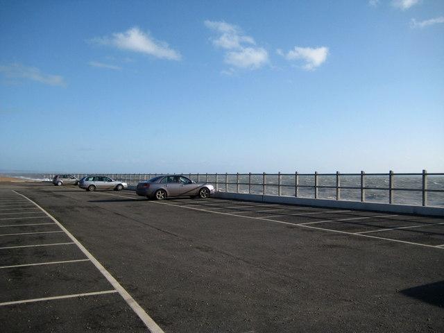 Car park - West Bexington