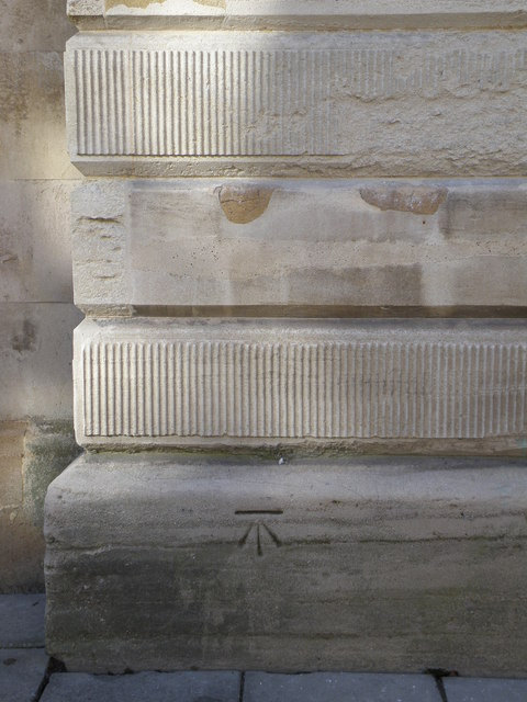 OS Bench Mark, Priestgate