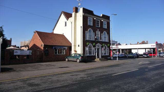 The Crabmill inn.