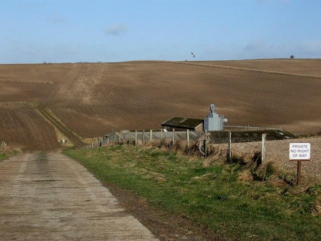New Hill Barn