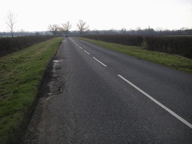 Road to Swineshead