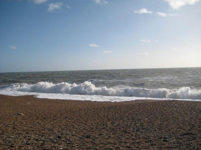 Waves - West Bexington
