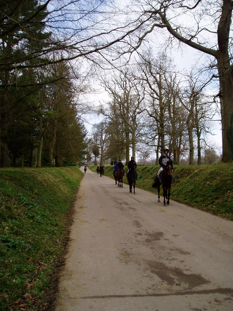Riders on the Monarch's Way