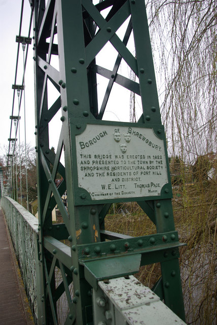 Porthill Bridge
