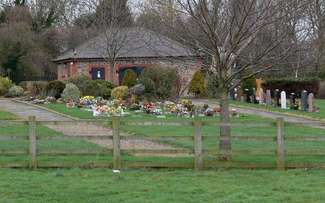 Groby Cemetery