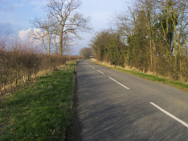 Road to Upper Dean