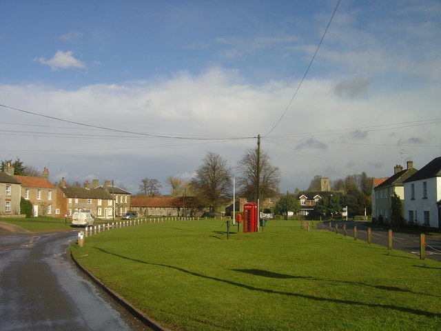 Village Green, Shouldham