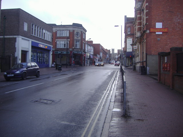 Victoria Road, Aldershot
