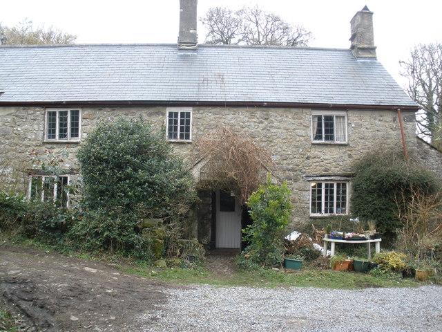 Cottage, near Horsham, Devon