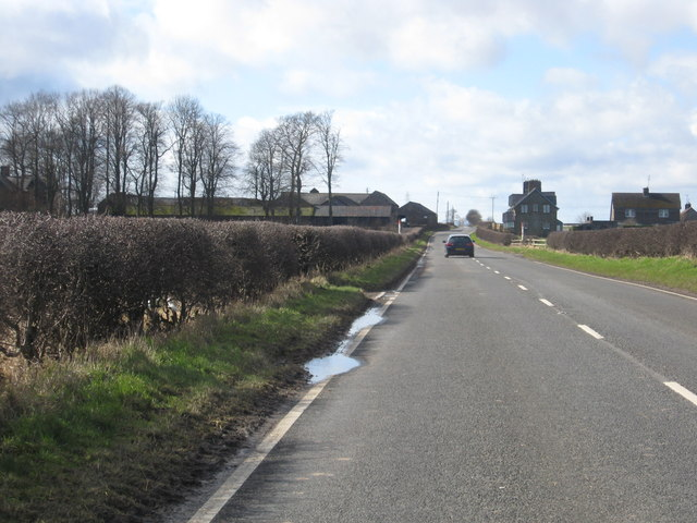 The road to Cornhill