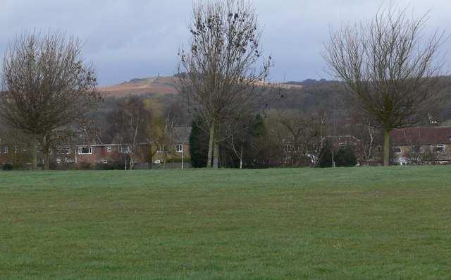 View towards Bradgate Park