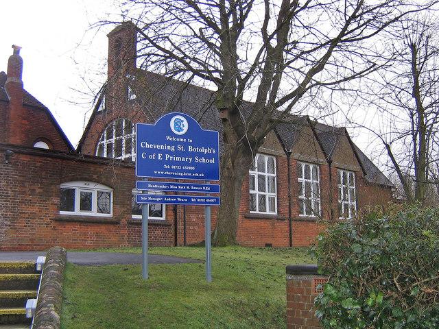 Chevening St Botolphs C of E Primary School