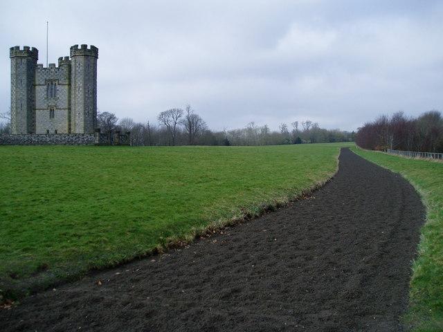Training Gallops, Arundel Park