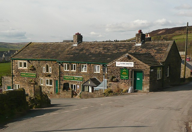 The Hare and Hounds, Chiserley, Wadsworth