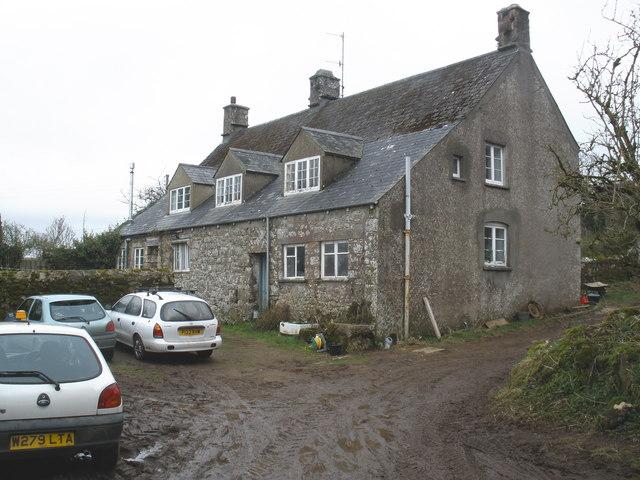 Peck Farm, near North Harton Down