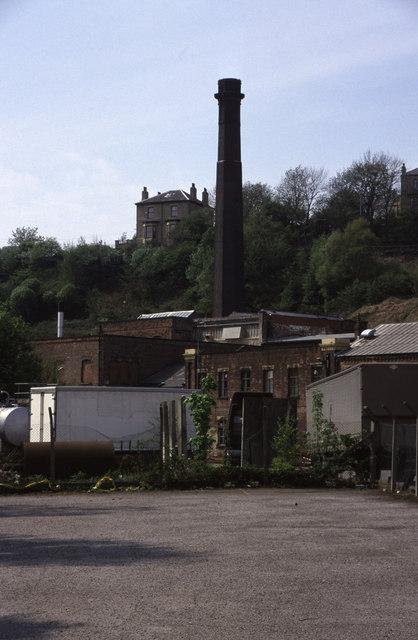 John Hargreaves, Tameside Paper Mill.