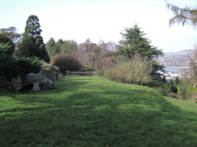 Homeyards Botanic Garden, Italian garden