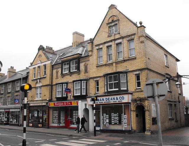 Oxford Chambers, Temple Street, Llandrindod Wells