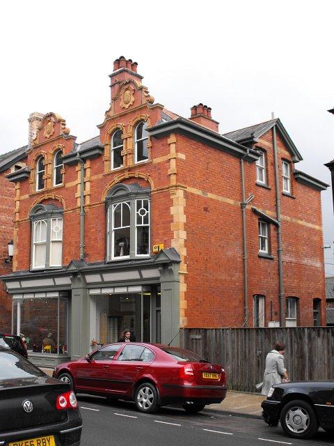Wynsford House, Middleton Street