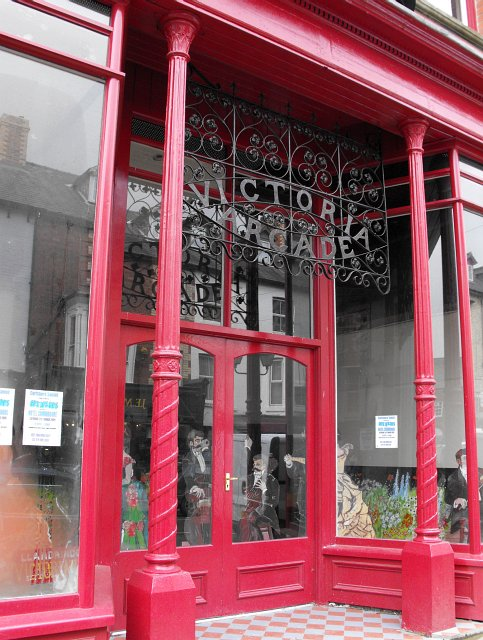 Victoria Arcade, Middleton Street