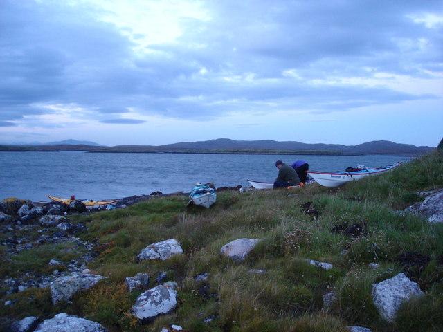 Lochmaddy camp