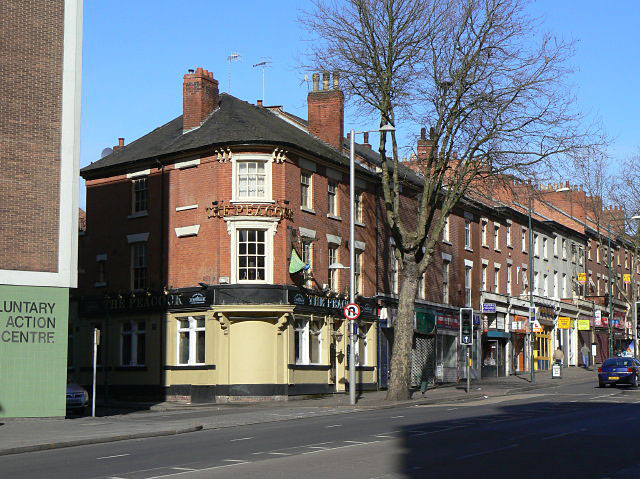 The Peacock, Mansfield Road