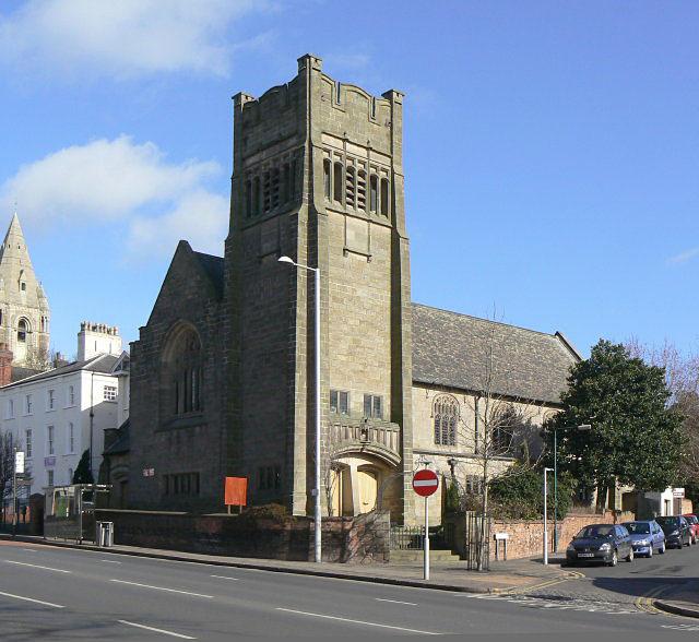 Former Presbyterian Church, Mansfield Road