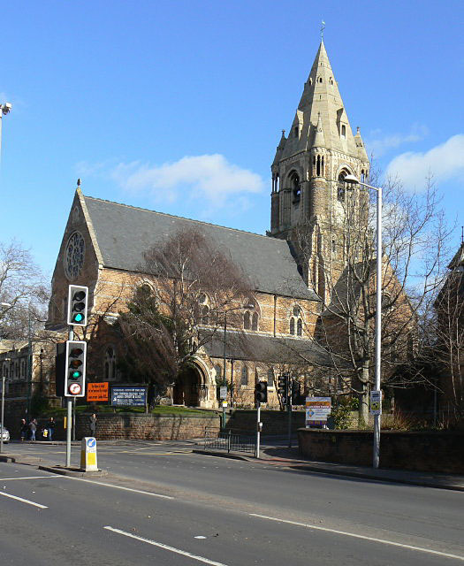 St Andrew's Church, Mansfield Road