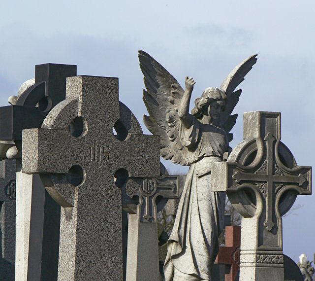 Funerary statuary