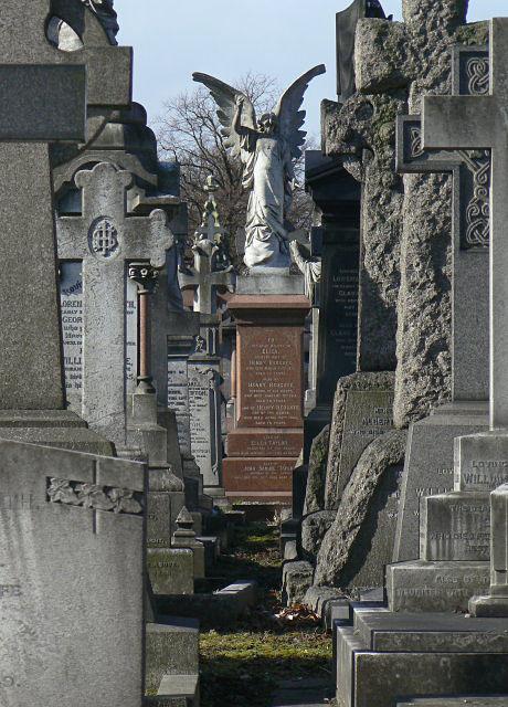 Victorian memorials