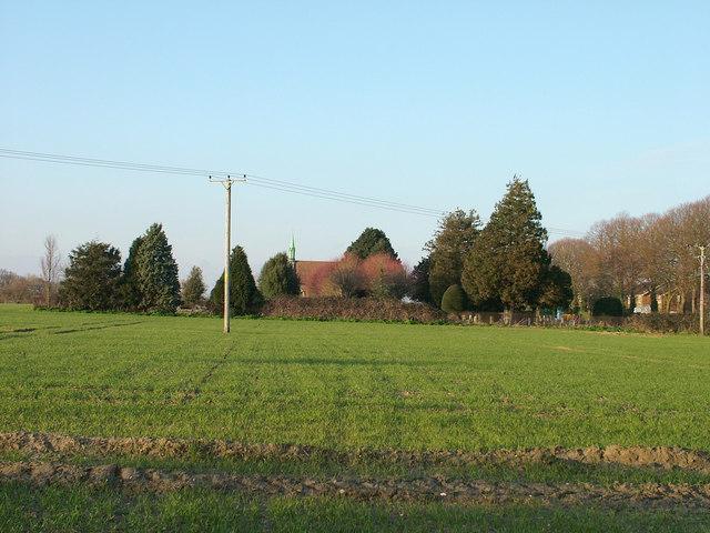 Leiston cemetery