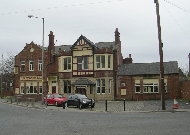 The Travellers Rest - Pontefract Road