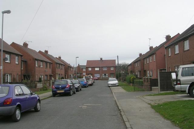 Leatham Avenue - Little Lane