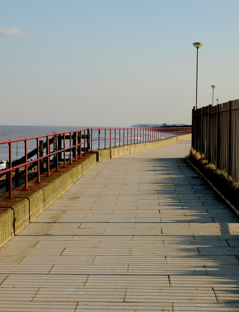 Withernsea Promenade