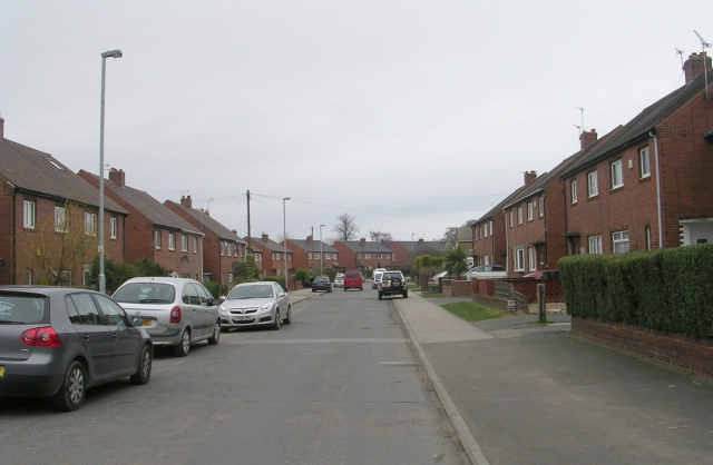 Leatham Crescent - Little Lane