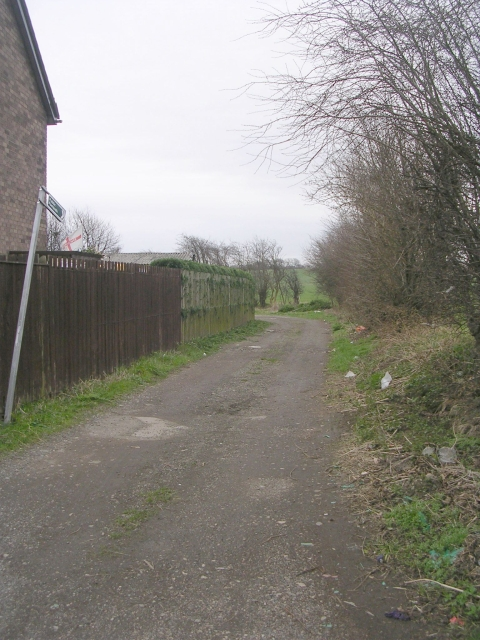 Footpath - Little Lane