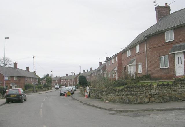Wentworth Road - Hall Street