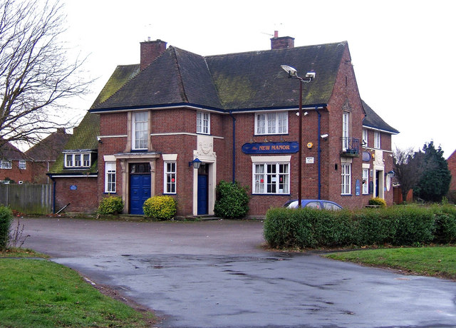 The New Manor, 76 Minster Road