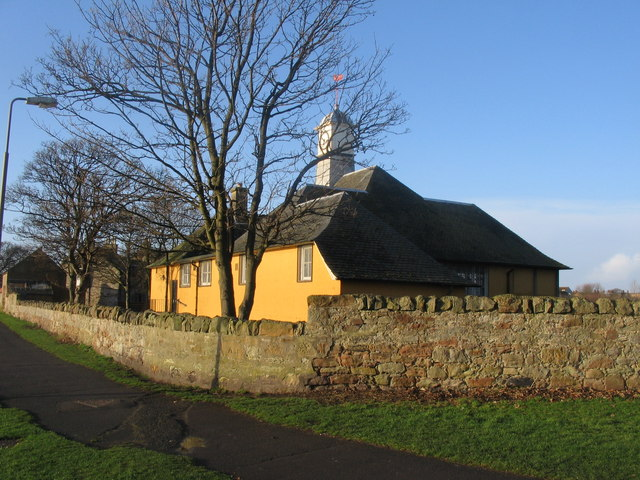 Sports pavilion at Loretto School playing fields