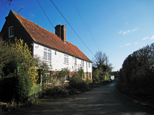 Pixhall Cottages, High Street, Hawkhurst, Kent