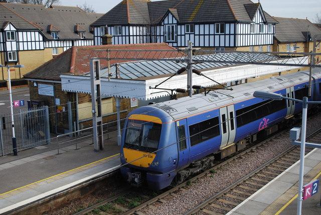 Thorpe Bay station