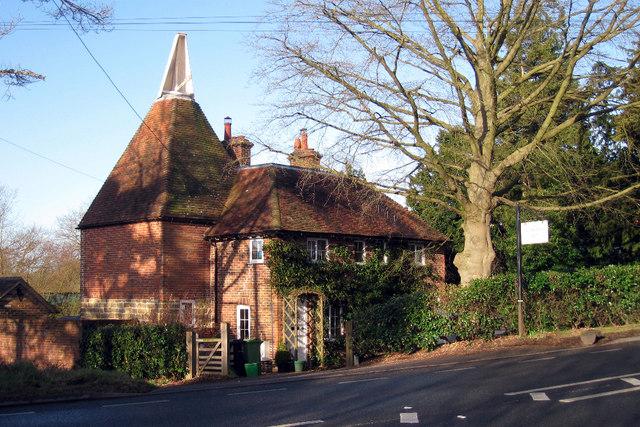 Mountpumps Oast, London Road, Hurst Green, East Sussex