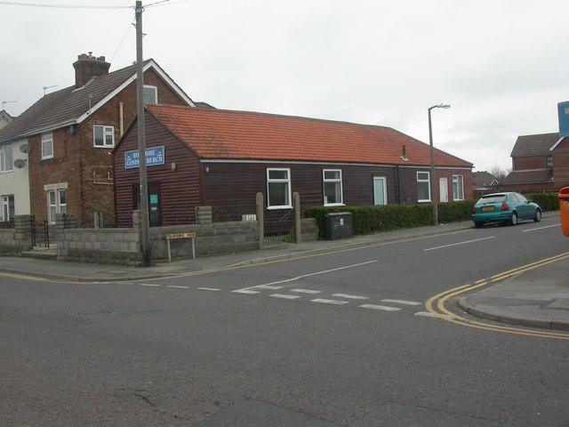 Rossmore Gospel Church